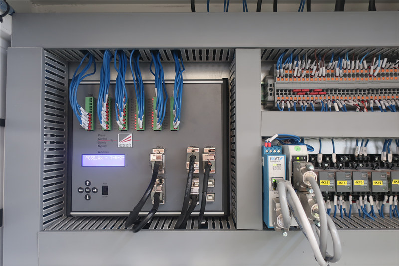 3.Lasersafe PCSS A series Safety PLC