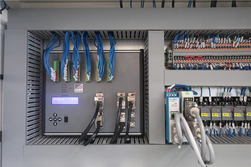 Lazersafe PCSS A Safety PLC series