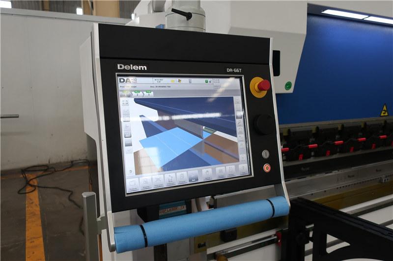 System CNC DELEM DA66T 3D