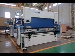 6-osiowa prasa krawędziowa CNC o ciężarze 100 ton x 3200 mm