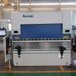 WC67K 500T / 4000mm cnc hydrauliczna prasa krawędziowa ze stali nierdzewnej, wysokowydajna giętarka do blach
