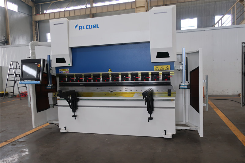 Prasa krawędziowa CNC ACCURL DA66T 4osi 2500 mm