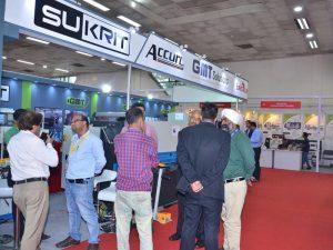 Accurl uczestniczył w Wystawie Indii w 2016 roku