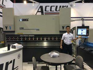 Accurl wziął udział w Wystawie Amerykańskiej w 2017 roku