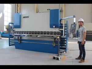 CE 2 osi CNC Press Brake 130Tx3200 E200 NC System sterowania NC Press Brake Machine