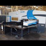 Napędowa prasa rewolwerowa z serwerem CNC o nacisku 50 ton do wykrawania cnc