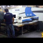Wysokiej jakości serwo CNC cnc maszyny prasy dziurkacza