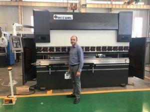 Iran Maszyna testująca klienta w naszej fabryce 1