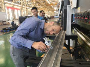 Iran Maszyna testująca klienta w naszej fabryce 2