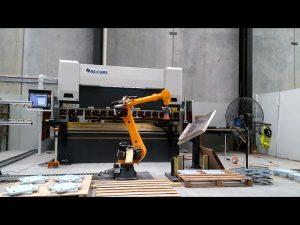 Robotic CNC prasa krawędziowa do zrobotyzowanego systemu celowania