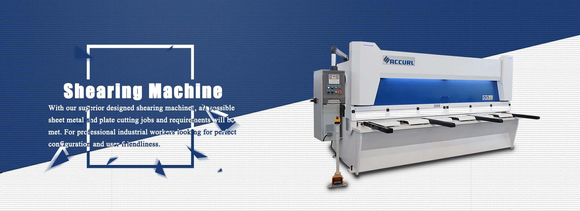 Ścinanie Banner Machine