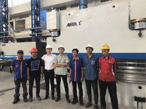 Delegacja Indonezji przyjechała odwiedzić naszą fabrykę
