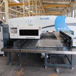 MAX-SF-30T prasa hydrauliczna maszyna cnc Fanuc system wieżyczka dziurkacz z produkcji maszyn Amada narzędzia