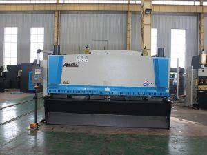 cena maszyny do cięcia hydraulicznego cnc
