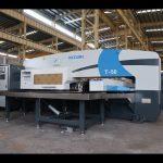 CNC hydrauliczna prasa rewolwerowa do 30 tonowej prasy wykrawającej cnc