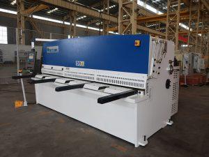 wysoka dokładność cięcia QC12Y 4x2500 nożyce do cięcia blachy stalowa hydrauliczna maszyna do cięcia blachy