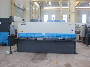 Wysoka dokładność gilotyn typu hydraulicznego QC11y-16 * 6000