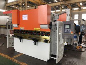Prasa hydrauliczna CNC do ramy drzwi (WC67Y-63TX2500)
