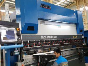 metalowa rama z blachy cnc prasy krawędziowej 300 Ton 6000mm / 4000mm
