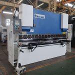Wysokiej jakości hydrauliczne cnc maszyny prasy krawędziowej estun e20 kontroler e21 w dobrej cenie i CE